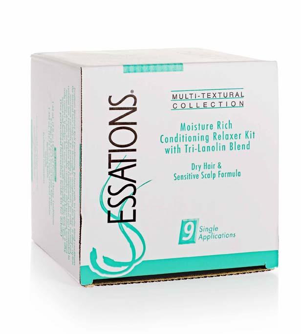 Tri Mix Kit : Essations sensitive scalp mix kit applications
