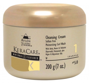 KeraCare Natural Textures Cleansing Cream 8oz: Jordans Beauty Supply Salon Shopping