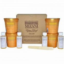 Mizani Butter Blend Sensitive Scalp Rhelaxer Kit 4-application