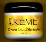 Kemet 20 Karat Gold Shining Gel 8oz