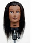 "Manikin Ethnic Hair (Whitney 17""-19"")"
