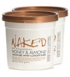 Naked Honey & Almond Moisture Whip Conditioner 4lbs.