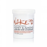 Naked Honey & Almond Moisture Whip Conditioner 8oz.