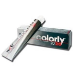 Itely Colorly 20/20 with ACP Complex 60mL/2.03 fl.oz  Permanent Hair Color- 10D (Ultra Light Gold Blonde)